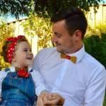 Drevené kravaty ERMAR, Drevený motýlik, Manžetové gombíky
