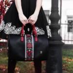 Dajana Rodriguez značka vyrábajúca hlavne kožené kabelky, Kolekcia Srdce Európy