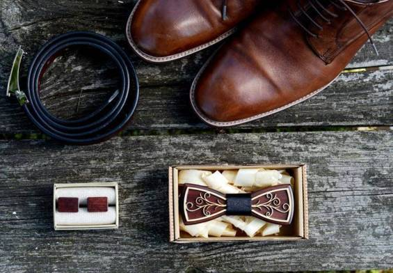 Woodoo – dizajnové drevené motýliky