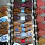 Marian Detko Rezbár, drevené pánske, dámske a detské motýliky náušnice