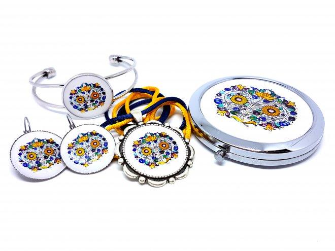 Tete-Art je značka ručne robených šperkov a bytových doplnkov.