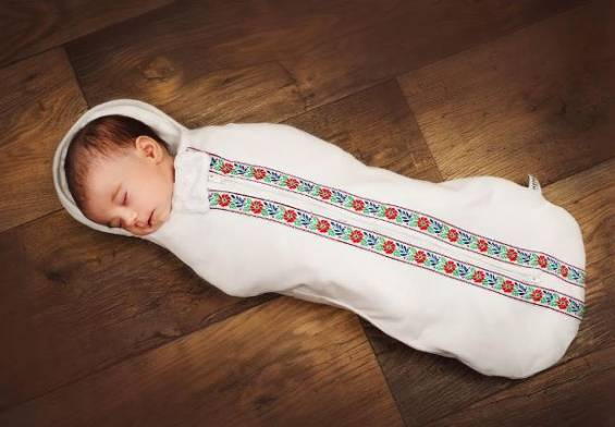 Moderná perinka MIMI-original, pomáha predĺžiť spánok a upokojiť bábätko