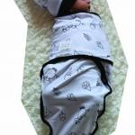 Maem kids hniezda pre bábätká alebo veľkáčov, zavinovačky, hrkálky
