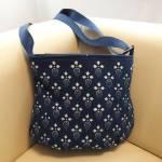 Kaštierová Gabriela Gabak - šité tašky a kabelky, modrotlačové kabelky