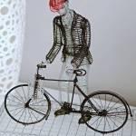 Drotár Ľubomír Smržík z Martina kolekcie košíkov, dekoračné predmety