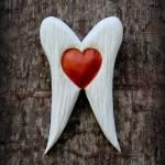 TTart - Tomáš Trúnek práca s drevom, drevený anjel, dekoračné predmety
