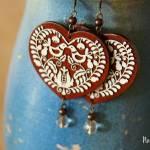 NoiArt ručne vyrábané šperky, dekorácie, vianočné ozdoby