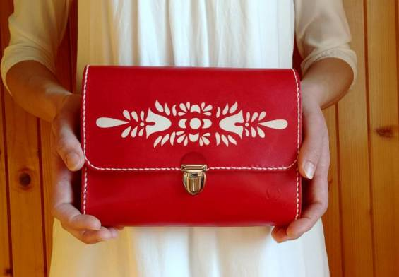 MAGI - ručná výroba z kože, kabelky, opasky, zápisníky, fotoalbumy