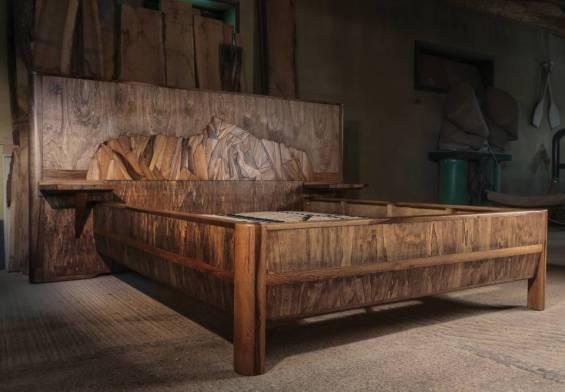 Postele Kolač Ručne vyrábam originálne postele