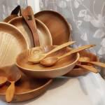 VELES WOOD výrobky dennej potreby ako misky a dienka