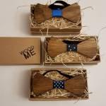 WoodME drevené motýliky a rôzne doplnky z dreva