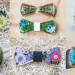 Maru - Ručne vyrobené šperky z dreva a živice