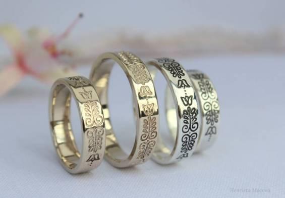 Henrieta Môcová - netradičné šperky